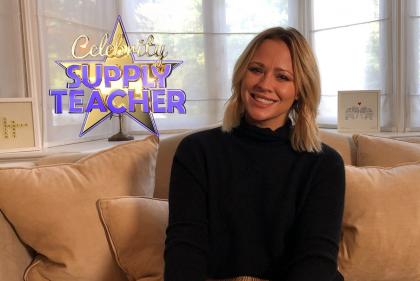 Celebrities swap day job to become school teachers this November