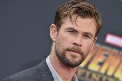 Watch: Chris Hemsworth gets hilariously trolled by his son in new video