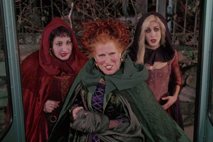The Hocus Pocus reunion with the original cast is taking place tonight
