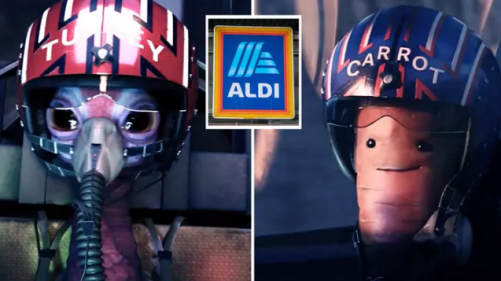 Aldi teases its Christmas advert and its brightened our day