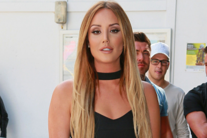 Charlotte Crosby breaks down as she recalls her devastating ectopic pregnancy