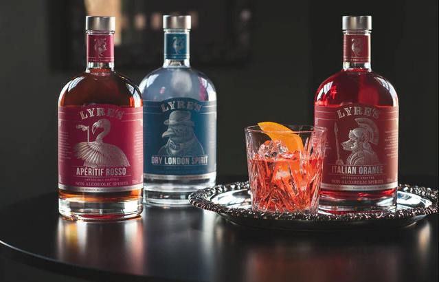 New non-alcoholic spirits are perfect for when you feel like a drink but dont want the alcohol