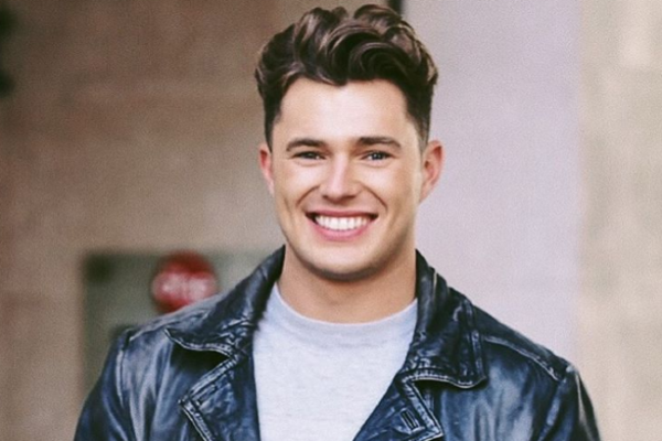 Looking for love: Curtis Pritchard signs up for another reality dating show
