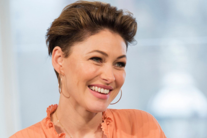 Emma Willis shares rare family photo with a truly special message