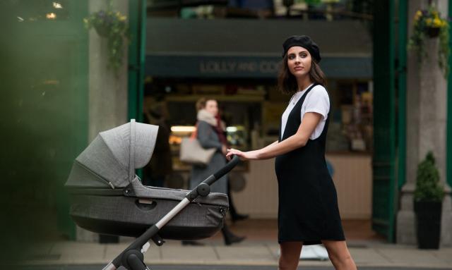 Irish maternity brand launches stunning new winter collection