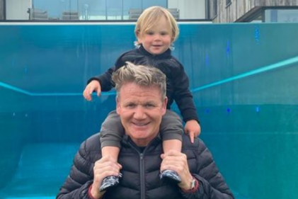 Gordon Ramsay is fuming that people are mistaking him as son Oscar's Grandad