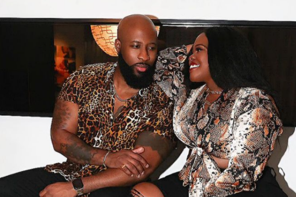 Glee star Amber Riley announces her engagement in moving tribute to fiancé Desean Black