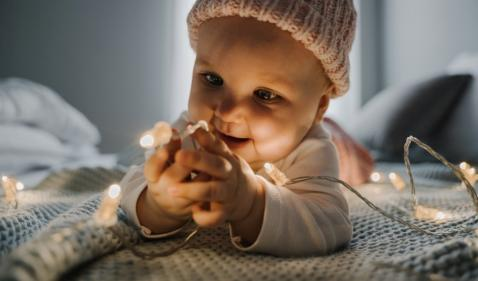 35 baby names inspired by Ireland in December