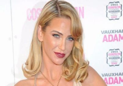 """""""I'm fighting as hard as I possibly can"""": Sarah Harding gives emotional breast cancer update"""