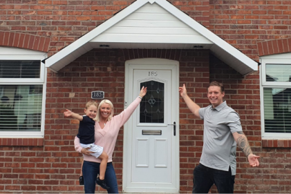 Family raffle off their 3-bed house and car for tickets costing £2 each