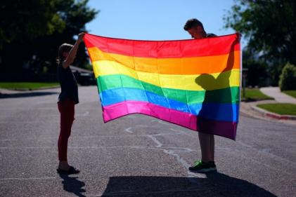 60% of children in LGBT+ families have no legal rights to one of their parents