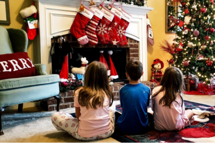 5 festive threats that every mum makes at Christmas time