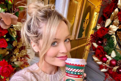 Laura Whitmore shares first baby bump pic and opens up about pregnancy