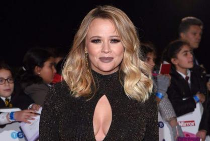 Three is the magic number! Kimberley Walsh announces pregnancy