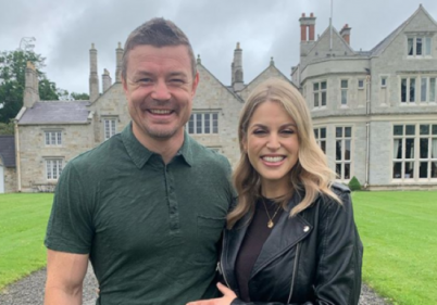 Amy Huberman and Brian ODriscoll welcome baby boy!