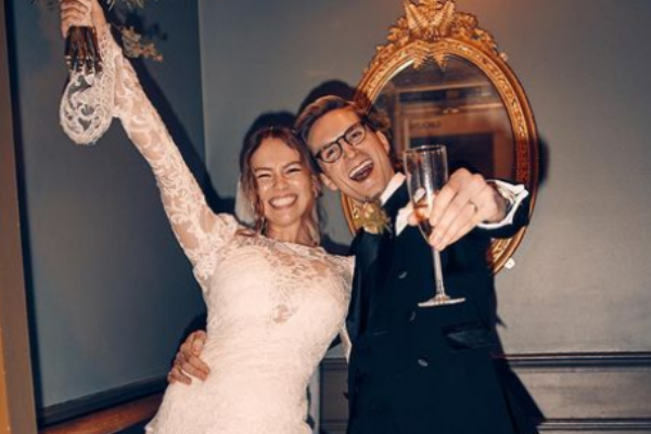 Made in Chelsea's Oliver Proudlock marries Emma Louise Connolly in secret ceremony