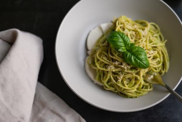 Healthy Pasta Primavera: BBC Good Foods recipe