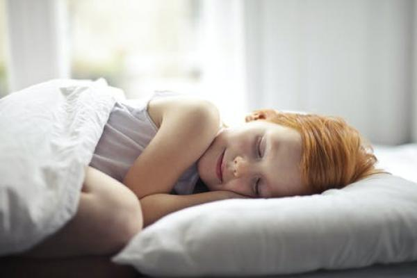 My child won't go to sleep; what can I do?