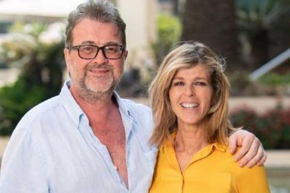 Kate Garraway writes 'intimate' book about husband Derek's battle with Covid