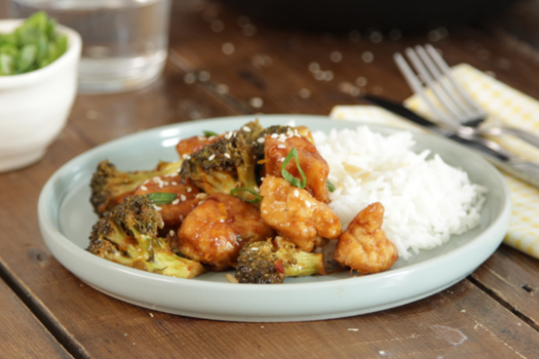Family Favourite: This flavourful orange chicken recipe will be a weekly staple