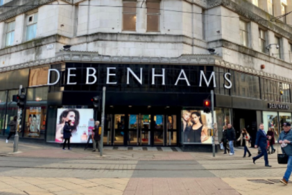 Online retailer boohoo set to buy out Debenhams making it online only