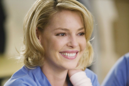 Katherine Heigl addresses Alex and Izzie's shocking Grey's Anatomy reunion