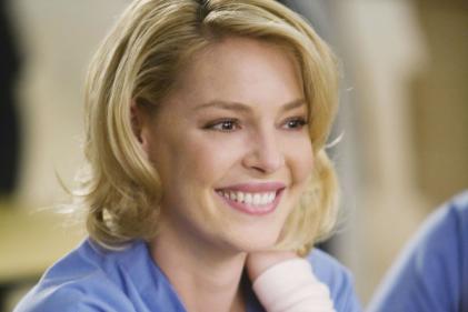 Katherine Heigl addresses Alex and Izzie's shocking Grey's Anatomy reunion