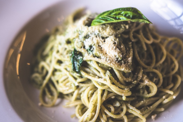 Every home cook needs to add this pesto chicken pasta dish to their recipe repertoire
