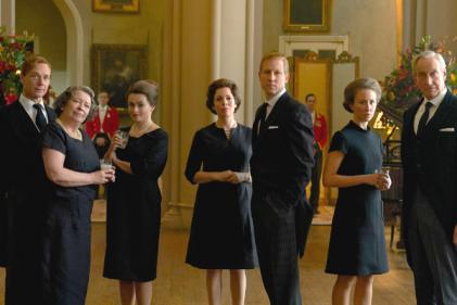 Netflix share first glimpse of Imelda Staunton as Queen Elizabeth in The Crown
