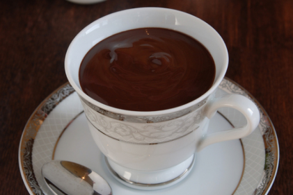 This delectable coffee chocolate mousse recipe is the perfect Valentine's treat
