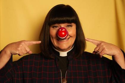 Your favourite stars come out to support Red Nose Day