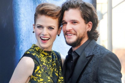 Game of Thrones stars Rose Leslie and Kit Harington welcome their first baby