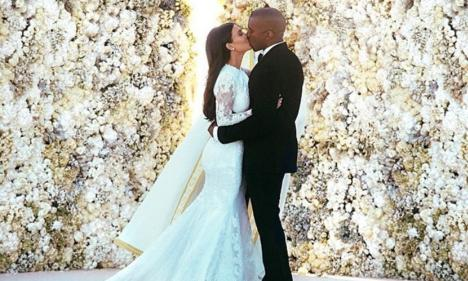 Kimye is over. Kim Kardashian and Kanye West call it quits