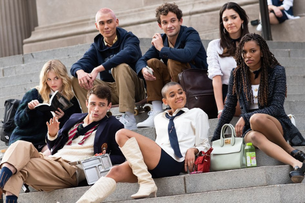 The cast of the Gossip Girl reboot say the new series will be 'completely different'