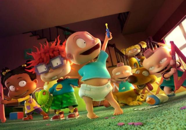 The Rugrats is coming back with all of the original voice actors