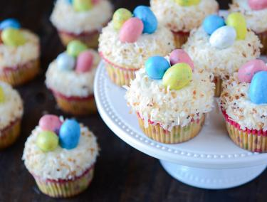 Easter Recipe: How to make light and flavourful lemon and coconut cupcakes