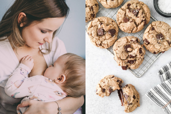 Everything you need to know about lactation cookies and our favourite recipes