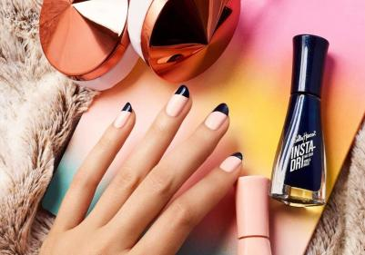 Sally Hansen launches new nail polish that dries in 60 seconds!
