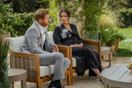Meghan & Harry reveal that the Royal family had concerns over Archie's skin colour