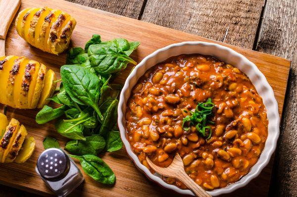 Meat-Free Monday: You've got to try this tasty bean chilli with potatoes