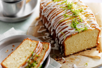 In need of a weekend treat? This coconut and lime loaf cake is divine!