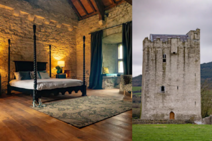 Castle getaway: You need to check out this lavish Irish castle on airbnb