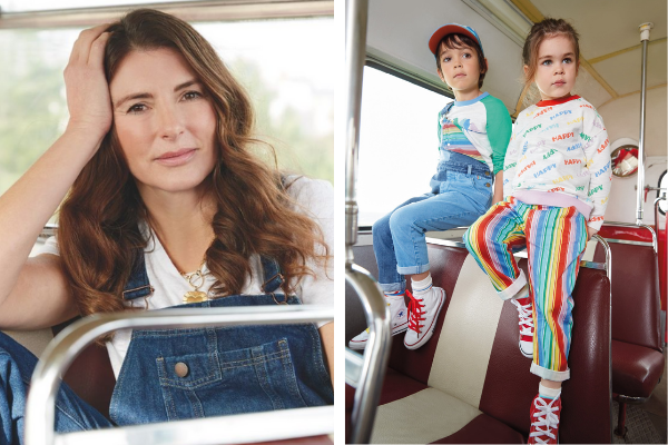 We're obsessed with Jools Oliver's 70s/80s inspired clothing line for kids