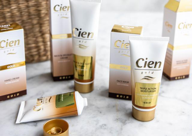 Lidl Ireland debut limited-edition gold-infused skincare range for less than £5