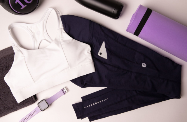 Athleisure: internal, external & panel pockets are these year's must haves