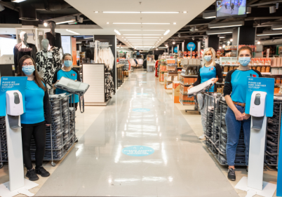 Primark launch a new livestream so that we can peek inside the stores 24/7