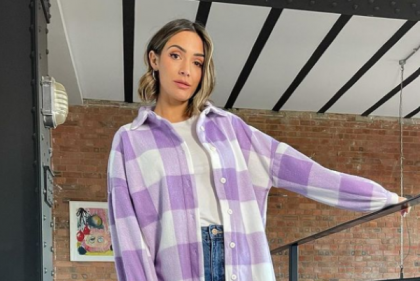 Frankie Bridge candidly talks about feeling withdrawals from her antidepressants