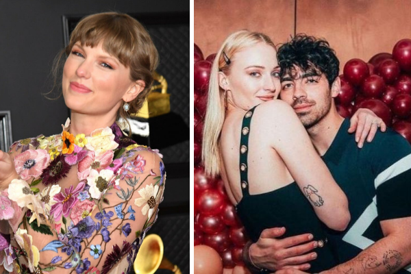 Sophie Turner expertly reacts to Taylor Swift's song possibly about Joe Jonas