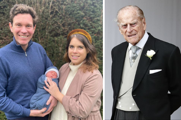 """We all miss you"": Princess Eugenie shares heartfelt tribute to Prince Philip"