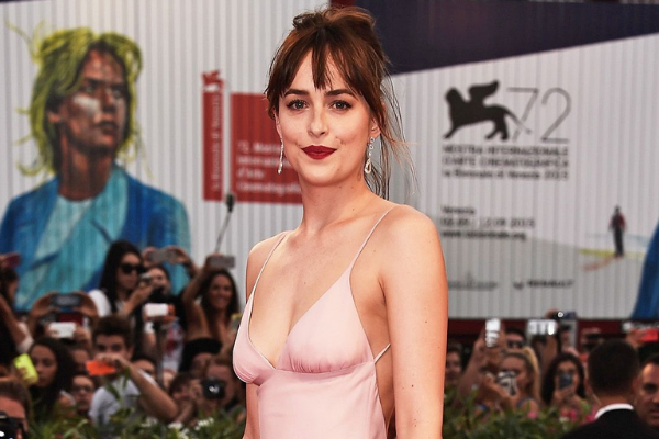 Dakota Johnson to star in new adaptation of Jane Austen's Persuasion